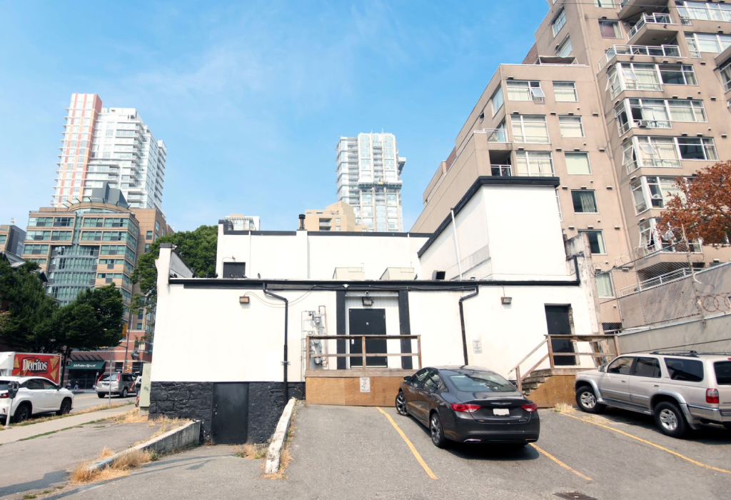1294 Granville Street, Vancouver, BC, Canada