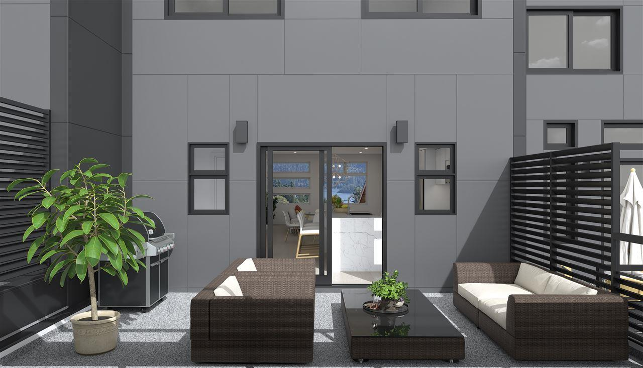 This is a brand new townhouse development on Sunshine Coast in British Columbia. Comprising of 12 Luxury Townhouse Units. 736 Gibsons Way, Gibsons, BC, Canada.