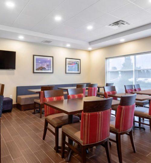 Comfort Inn in Southern Ontario